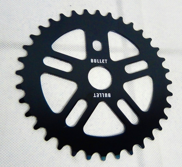 CHAINWHEEL BLACK